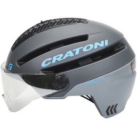 Cratoni Commuter Fahrradhelm stone matt